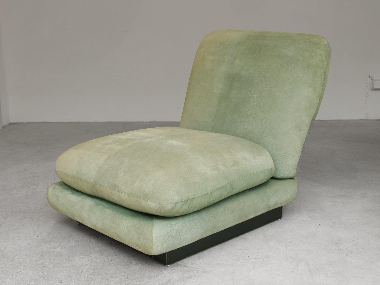 Willy rizzo canap et chauffeuses fauteuils en p cari for Canape annee 70