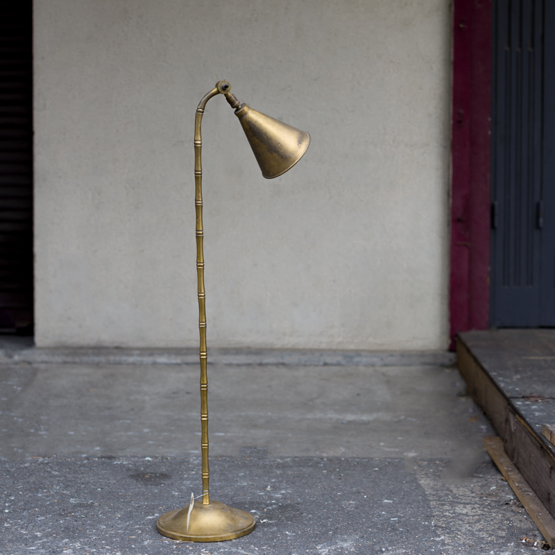 Lampe Sur Pied Bronze Maison Jansen Decoration Circa 1940 Paul