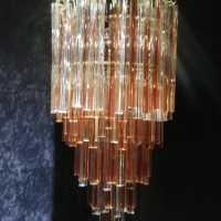 venini waterfall chandelier