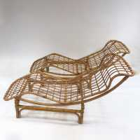 Rattan lounge chairs. Rattan.