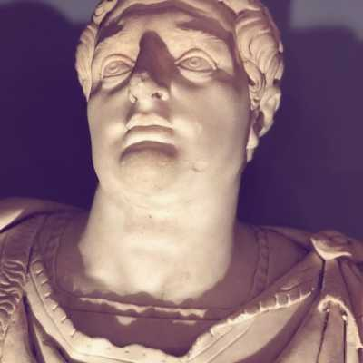 Bust of the Emperor Caligula, 18th