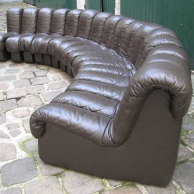 DS600-nonstop-DESede sofa-brown-leather