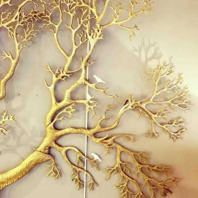 brass tree of life circa 70