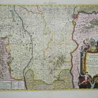 Lyonnais, mortier, carte, map