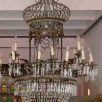 Sicilian chandelier, early nineteenth