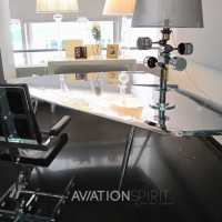 Aero-design office - Aeronautical furniture - Aviationspirit