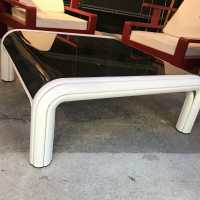 Table basse gae aulenti pour knoll
