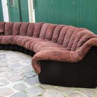 DS600-sede-suede sofa