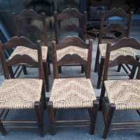 Basque chairs