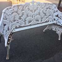 """Fougeres"" bench"