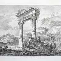 greece - antique print