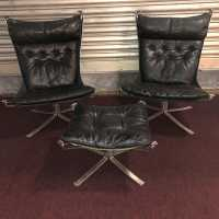 Falcons armchairs