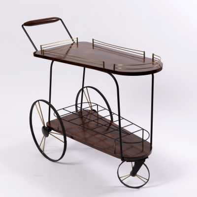 Trolley, rolling bar - 1940