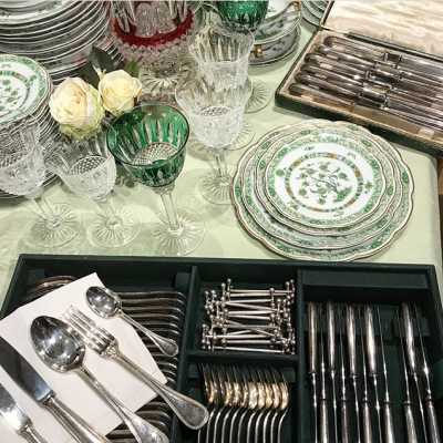 Christofle cutlery