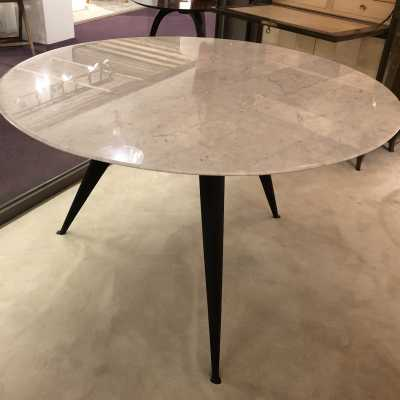 marble dining table from carrara