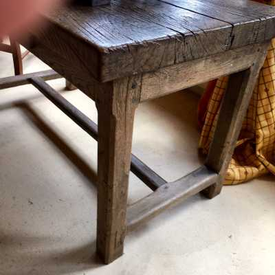 primitive table