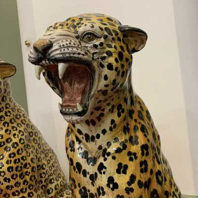 Pair of Leopard