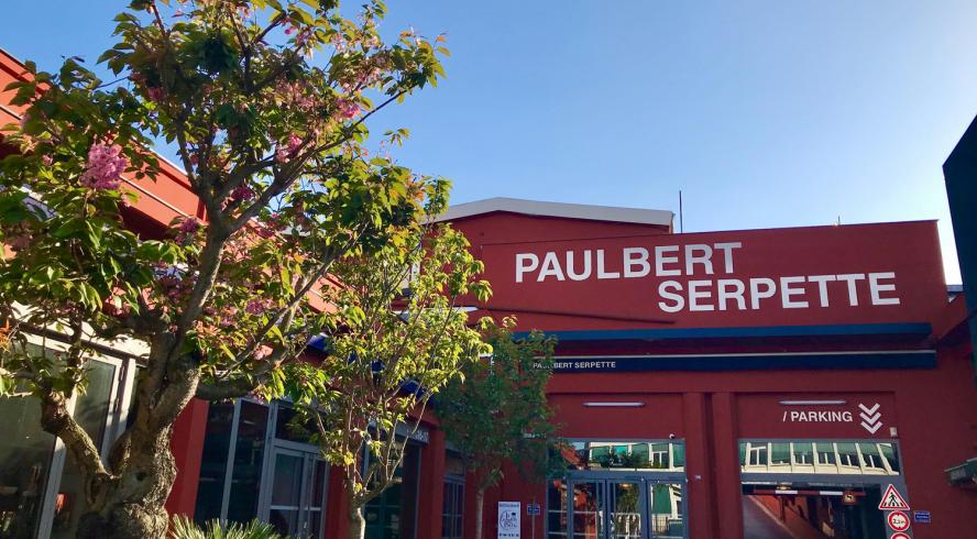 Paul Bert Serpette reopens